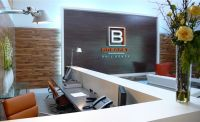 corporate reception area - Google Search | Office Entrance ...