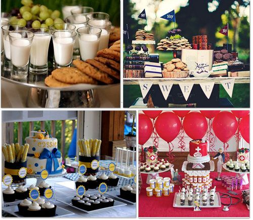 This Post Has Links To So Many Fun Ideas For Graduation Parties I