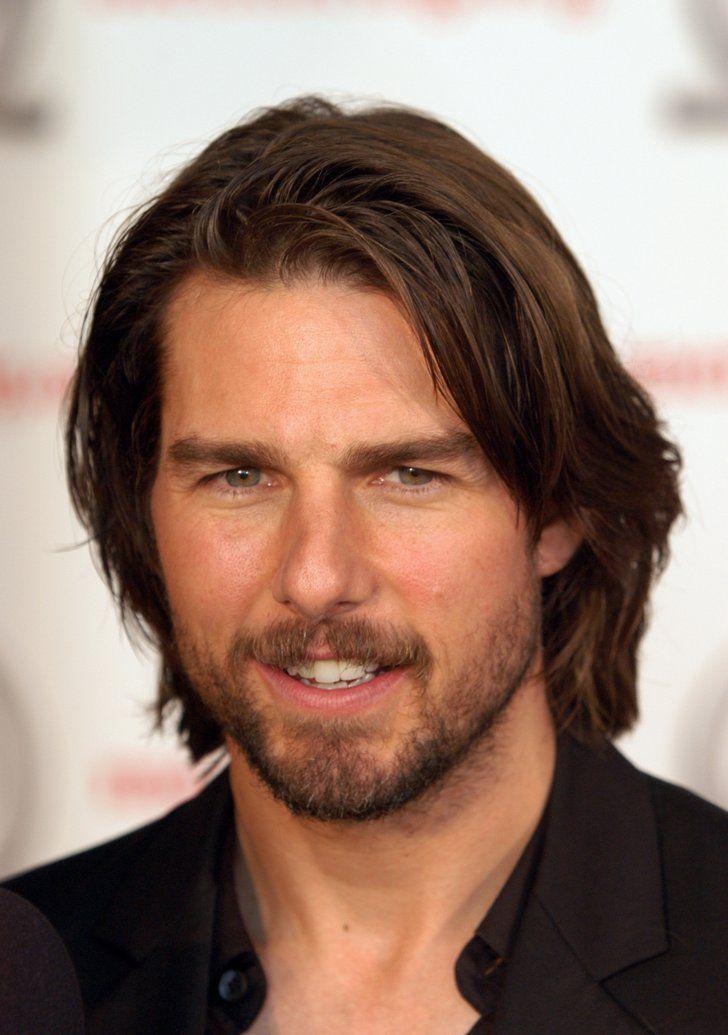 Tom Cruise Tom Cruise Les Cheveux Long Et Cheveux Longs