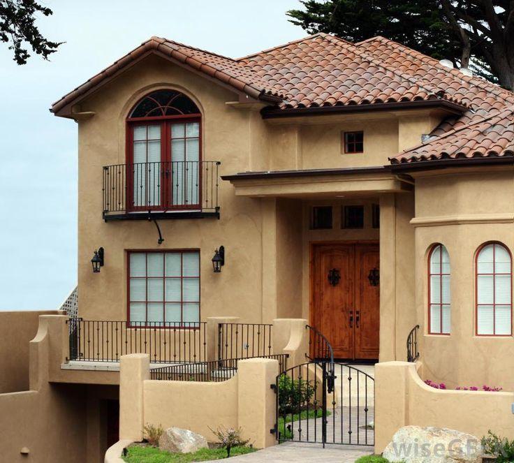 Diy Stucco Exterior House House Style Pinterest Diy Stucco