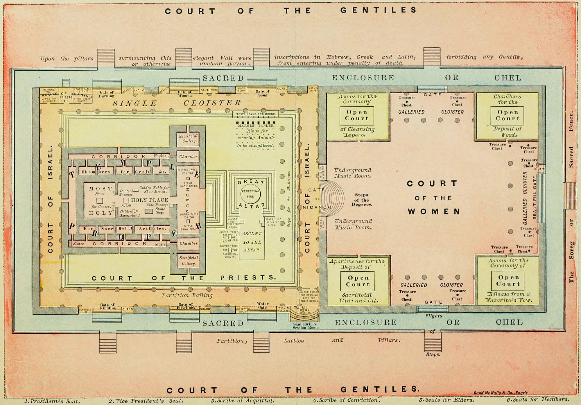 court of the gentiles diagram t8 wiring herod 39s temple tabernacle pinterest
