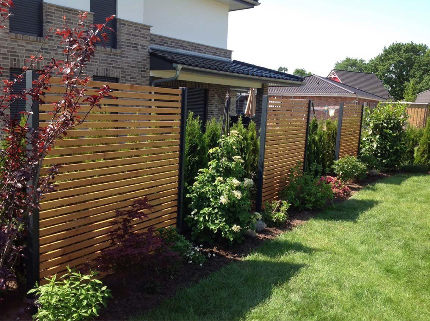 Gartengestaltung Pflege Terrassen Terrassen Sichtschutz Deko ... Terrassen Sichtschutz Deko Varianten