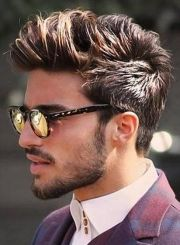 men hairstyle perfect