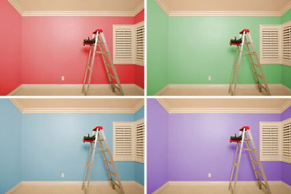 Inside House Colors Paint Interior Choices