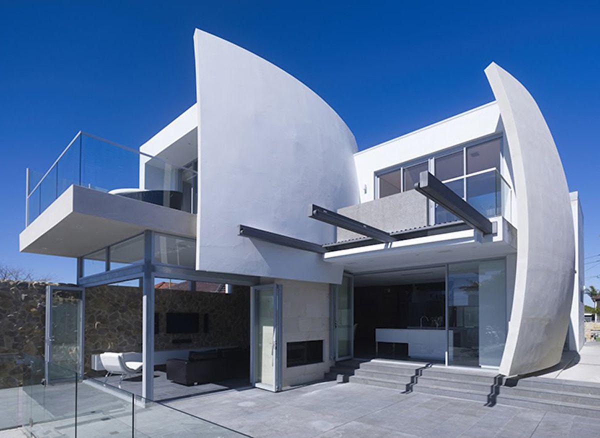 Artistic Futuristic House 19 Imageries Interior Design