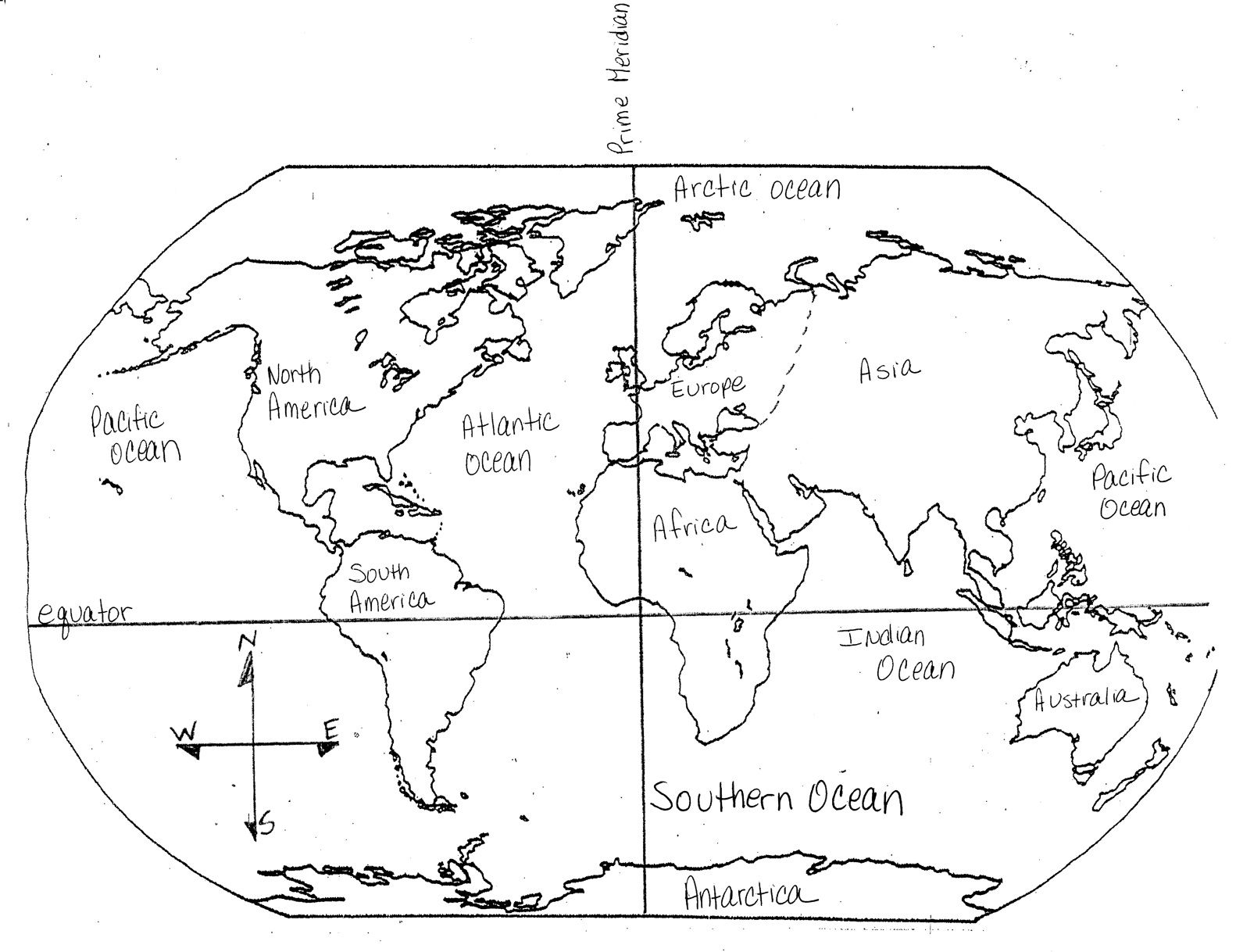 Worksheet Blank World Map Worksheet Worksheet Fun Worksheet Study Site