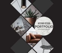 Rita Starshinova Portfolio | Interiors, Portfolio ideas ...