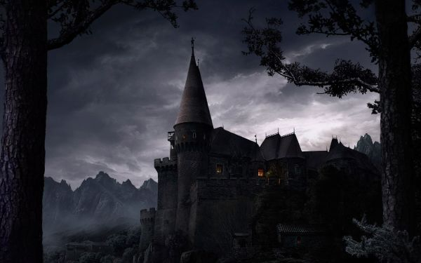 """Gothic Fantasy Castles - Yahoo Results """"darkness"""