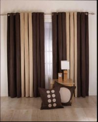 Curtain-Designs-for-Living-Room-brown-cream-color.jpg (950 ...