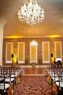 Grand Ballroom Wedding Ceremony - &