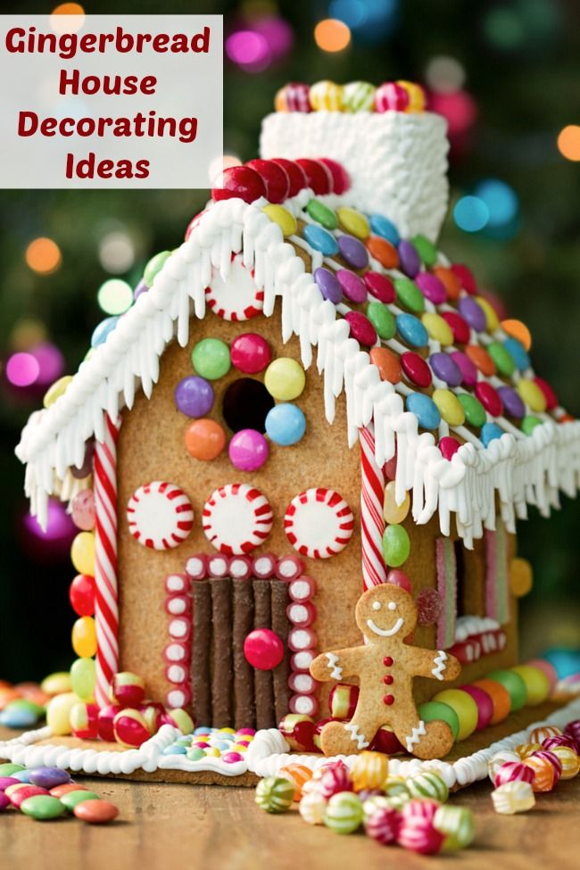 Gingerbread House Ideas For Family Fun Gingerbread House