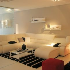 Sofas Modernos Para Salas Pequenas Leather And Loveseats Diseñar Una Sala Moderna Tips Home Pinterest Moderno