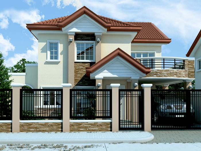 MHD 2012005 Is An Elegant And Outstanding Modern House Design