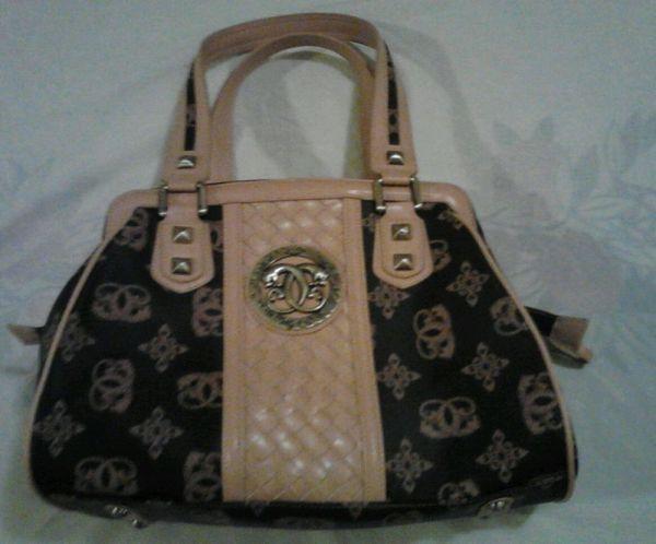 Nwot Original Sharif 1827 Brown Handbag Shoulder Bag