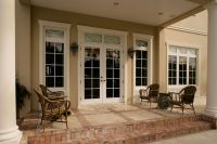 french doors with transom and windows | French Door with ...