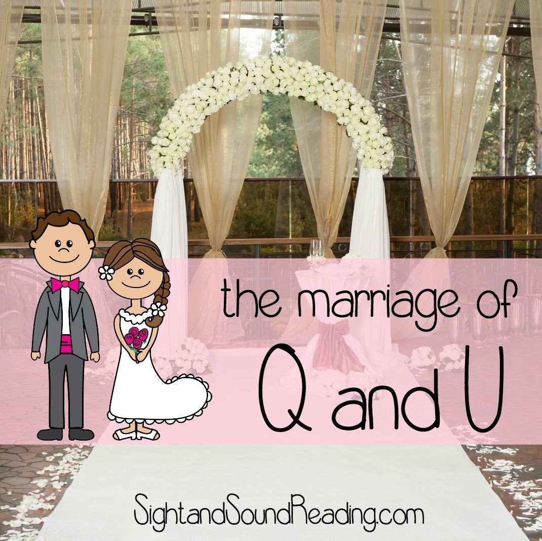 How To Have A Q And U Wedding
