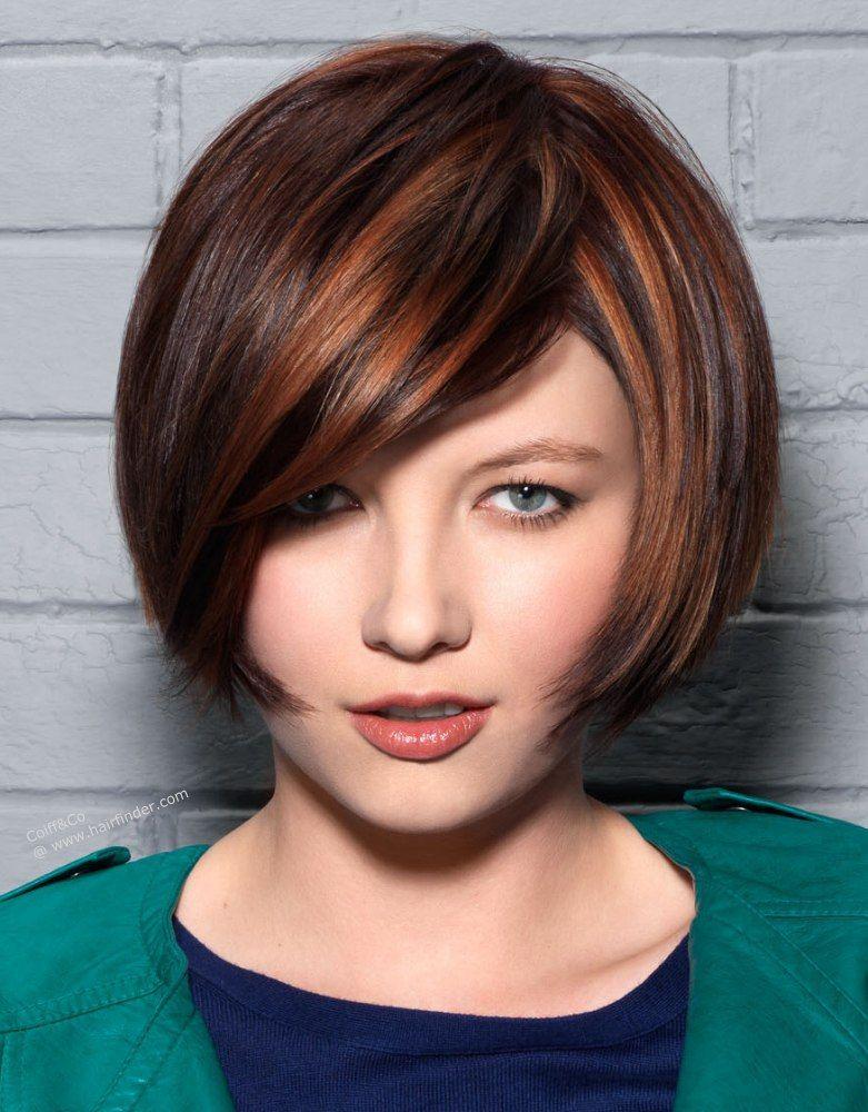 Short Bob Hairstyle Hairfinder Com Hairstyles9 Coiff