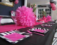 Zebra Print Party Supplies and Decorations | Zebra Print ...