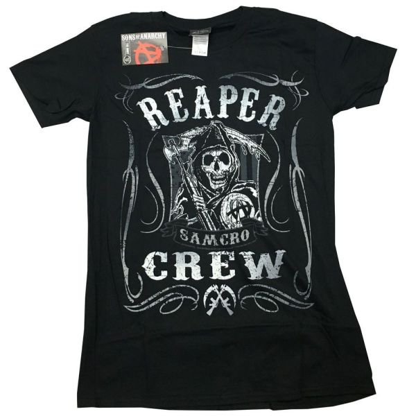 Sons of Anarchy Reaper Crew Shirt