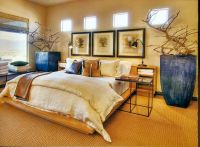 DECORATING WITH AFRICAN | African Contemporary Bedroom ...