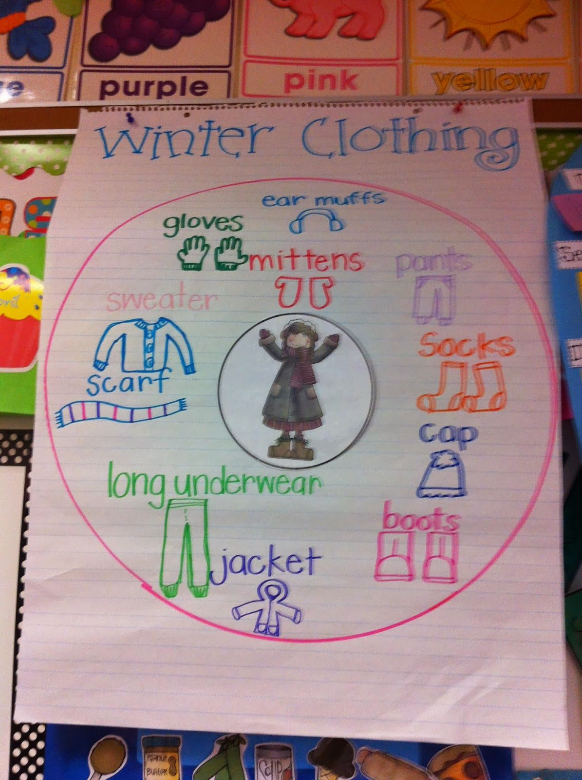Absolutely Awesome Lessons To Teach For Winter December