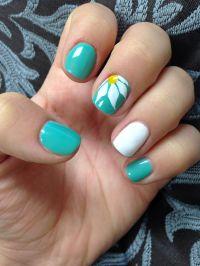 Spring nails | nails | Pinterest | Summer, Spring and Nail ...