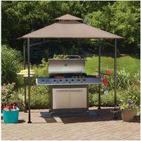 Grill Gazebo Counter-top Canopy Outdoor Patio Garden Rain ...