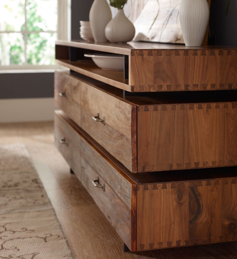 bina sydney reclaimed wood 4 drawer media dresser (http://www