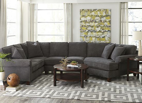 haverty sofa kivik modular ikea living rooms, corey sectional, rooms | havertys ...