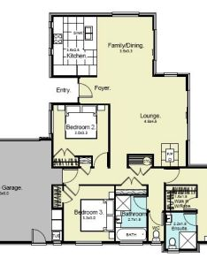 Design and floor plan copyright harwood homes nz limited also mimari rh pinterest
