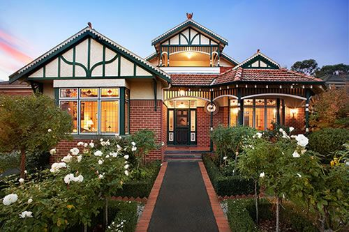 Australian Federation House Designs Home Design And Style