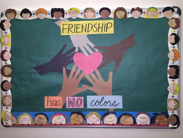 Kindergarten Bullentin Martin Luther King Worksheets