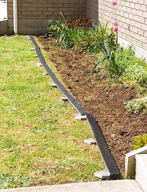 Try With Composit Deck Boards Garden Ideas Pinterest Gardens