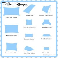 Different Pillow Sizes Explained | Different Strokes for ...