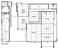 japanese floor plans | Go Back > Gallery For > Traditional ...
