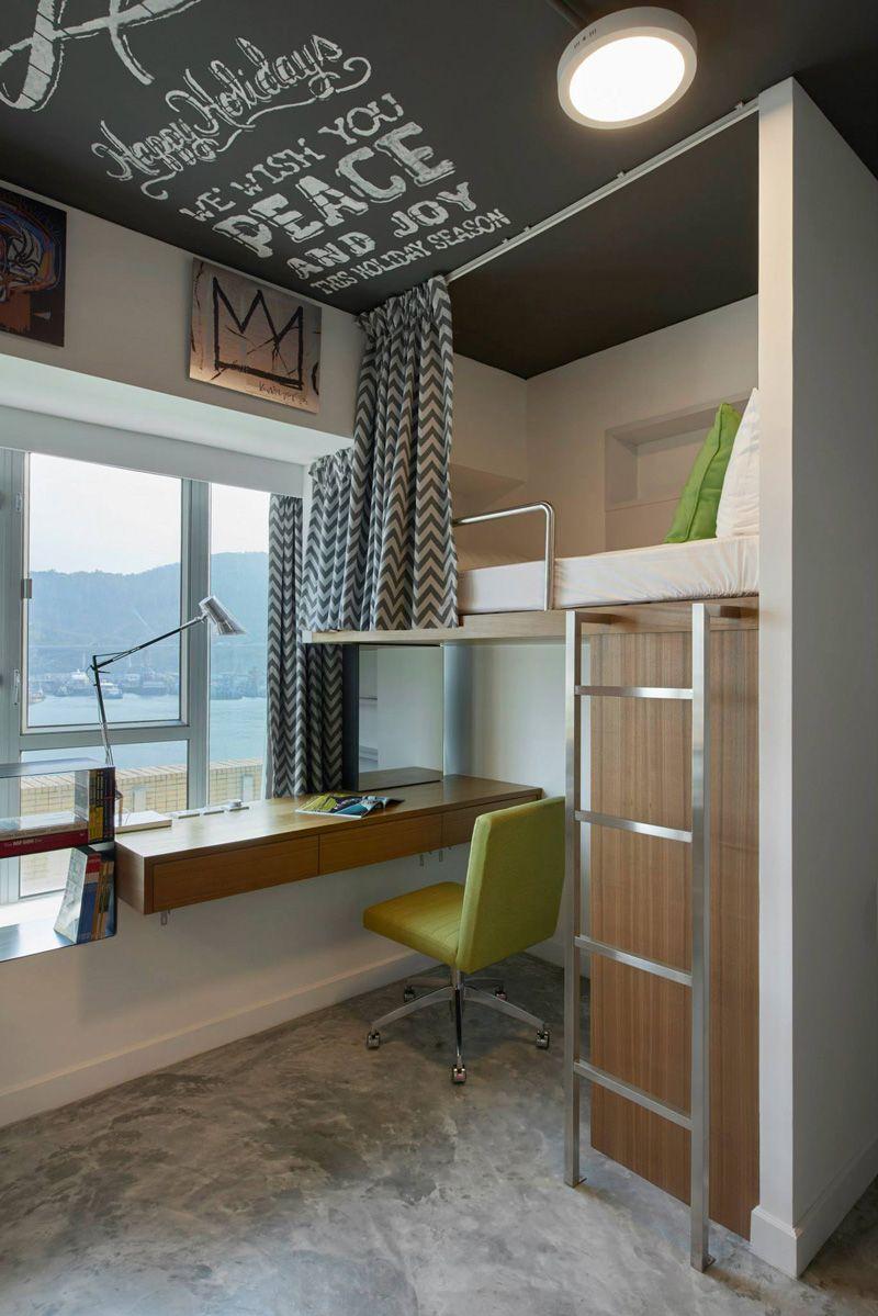 Student Apartment Complex Revitalizes Space Efficiency