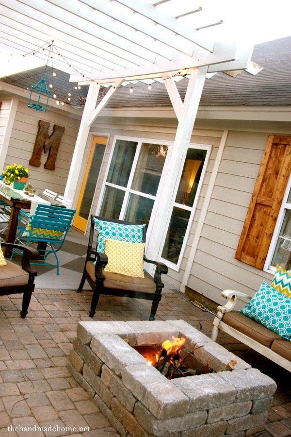 Best 25 Diy pavers patio ideas on Pinterest  Fire pit on