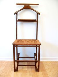 Danish Modern Valet/Butler Chair $145 | Furniture and ...