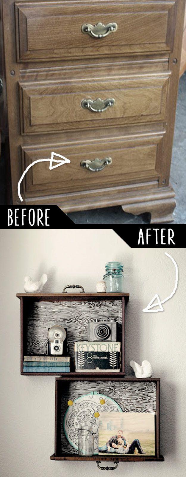 39 Clever DIY Furniture Hacks Meubles DIY Et Séjour Cuisine