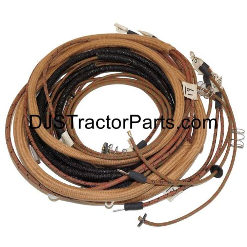 small resolution of  wiring harness kit tractors with 1 wire alternator allis chalmers on allis b engine