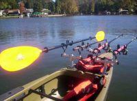 Canoe Fishing Rod Holder | TV Fishing Rod Holders ...