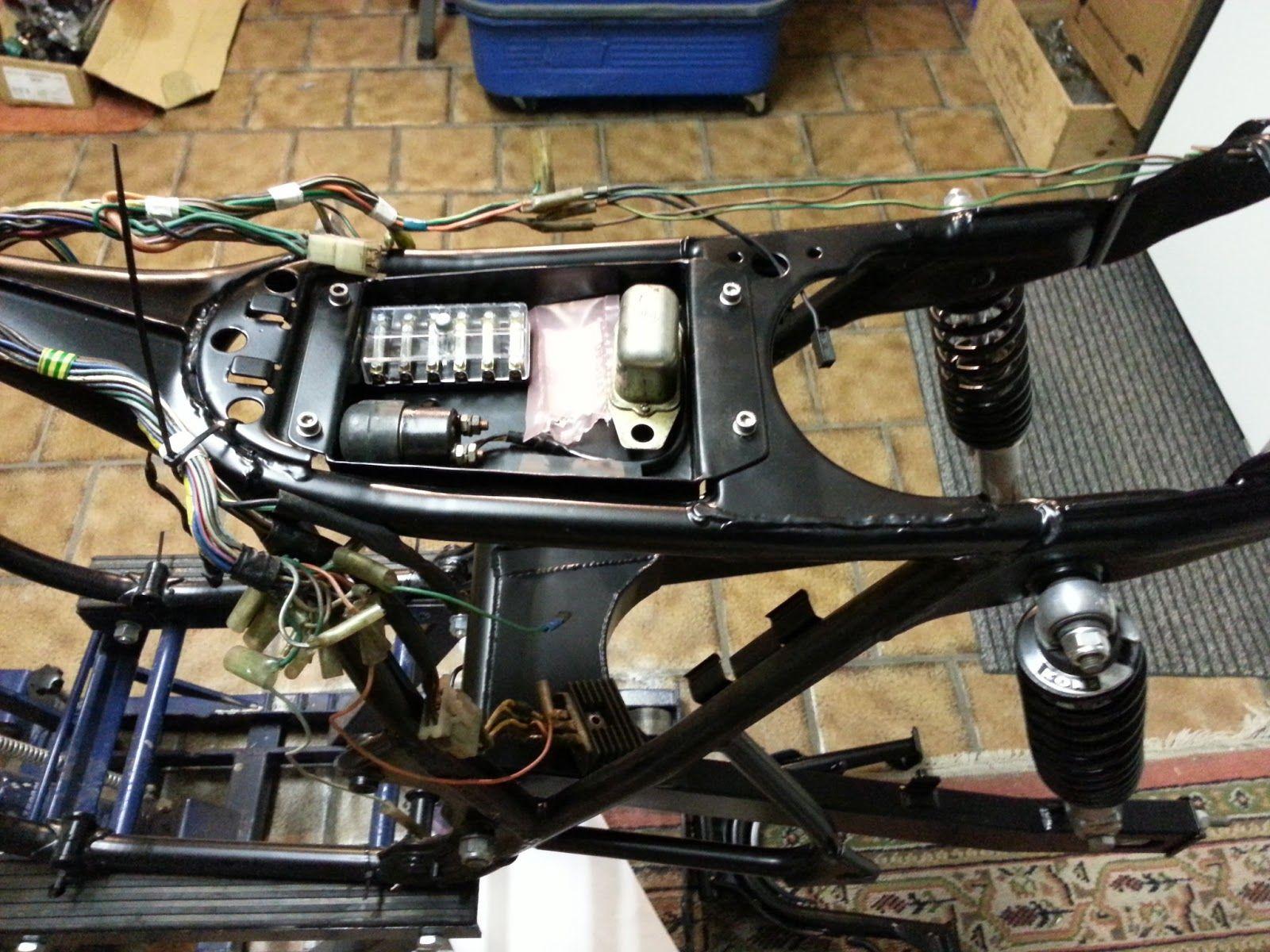 Honda Nighthawk 550 Wiring Diagram On Cafe Cb550 Wiring Diagram