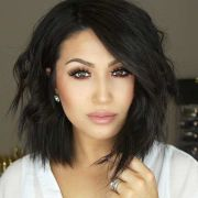 shoulder length bob hairstyles