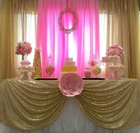 Little Princess Baby Shower Party Ideas   Princess baby ...