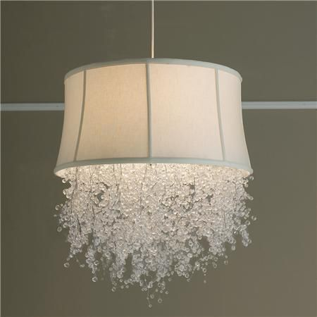 Dripping Crystal Shade Chandelier