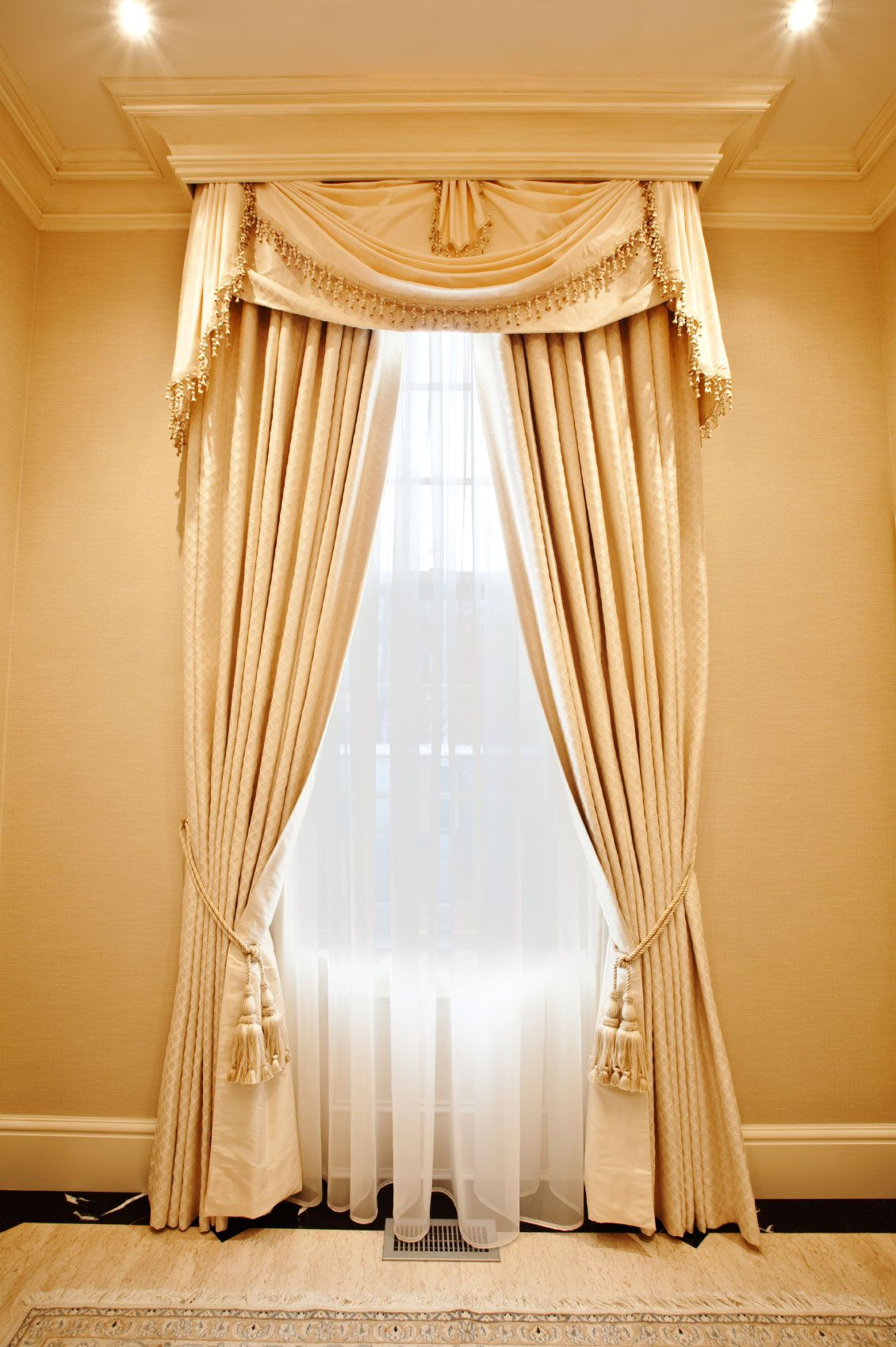 HOME DECOR – IDEAS – Curtain Ideas To Enhance The Beauty Of Rooms
