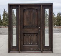 Exterior Doors with Sidelights Wholesale Clearance Wood ...
