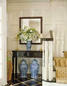 Chinoiserie chic gorgeous painted floors everything just perfect decorating ideasdecor also rh pinterest