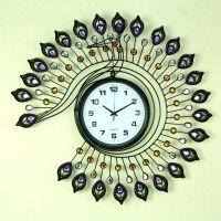 FurnitureGlamorous Decorative New Wall Clock Modern Design ...