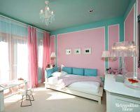 Tiffany Blue Teen Girls Bedrooms | Blue teen girl bedroom ...